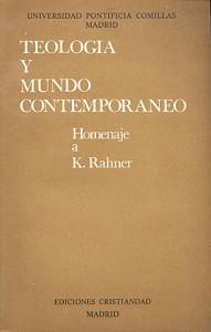 Teología y mundo contemporáneo VV.AA