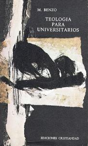 Teología para universitarios Benzo, Miguel