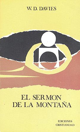 Sermón de la Montaña, El Davies, William D.