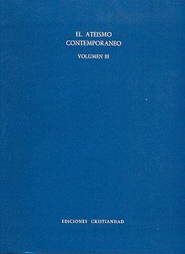 Ateísmo contemporáneo, El. Tomo III Girardi, Giulio