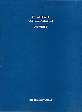Ateísmo contemporáneo, El. Tomo II Girardi, Giulio