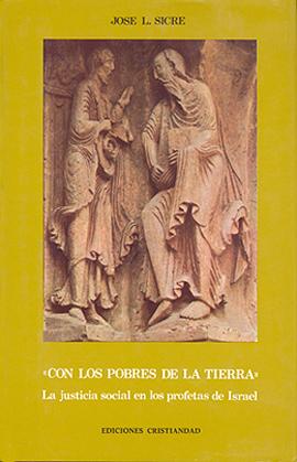 Con los pobres de la tierra Sicre, José Luis