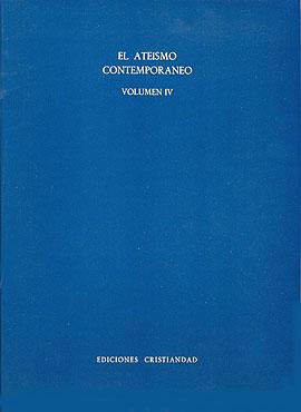 Ateísmo contemporáneo, El. Tomo IV Girardi, Giulio
