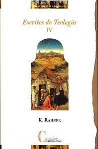 Escritos de Teología T IV: Escritos Recientes Rahner, Karl