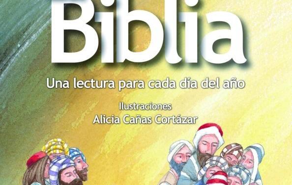 Lectura de la Biblia en familia