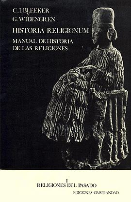 Historia religionum Tomo I