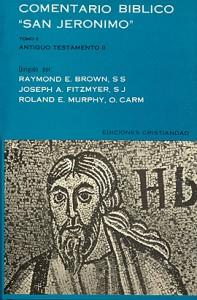 """Comentario Bíblico """"San Jerónimo"""". Tomo II"""