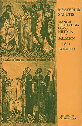 Mysteryum Salutis. Tomo IV/1