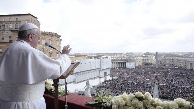 El Papa en el ángelus: '¡Nunca es demasiado tarde para convertirse!'