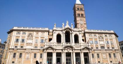 El Papa llega a Roma y va a agradecer a Santa María la Mayor
