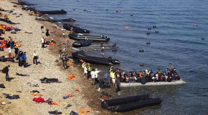 Francisco desea visitar a los refugiados en la isla griega de Lesbos