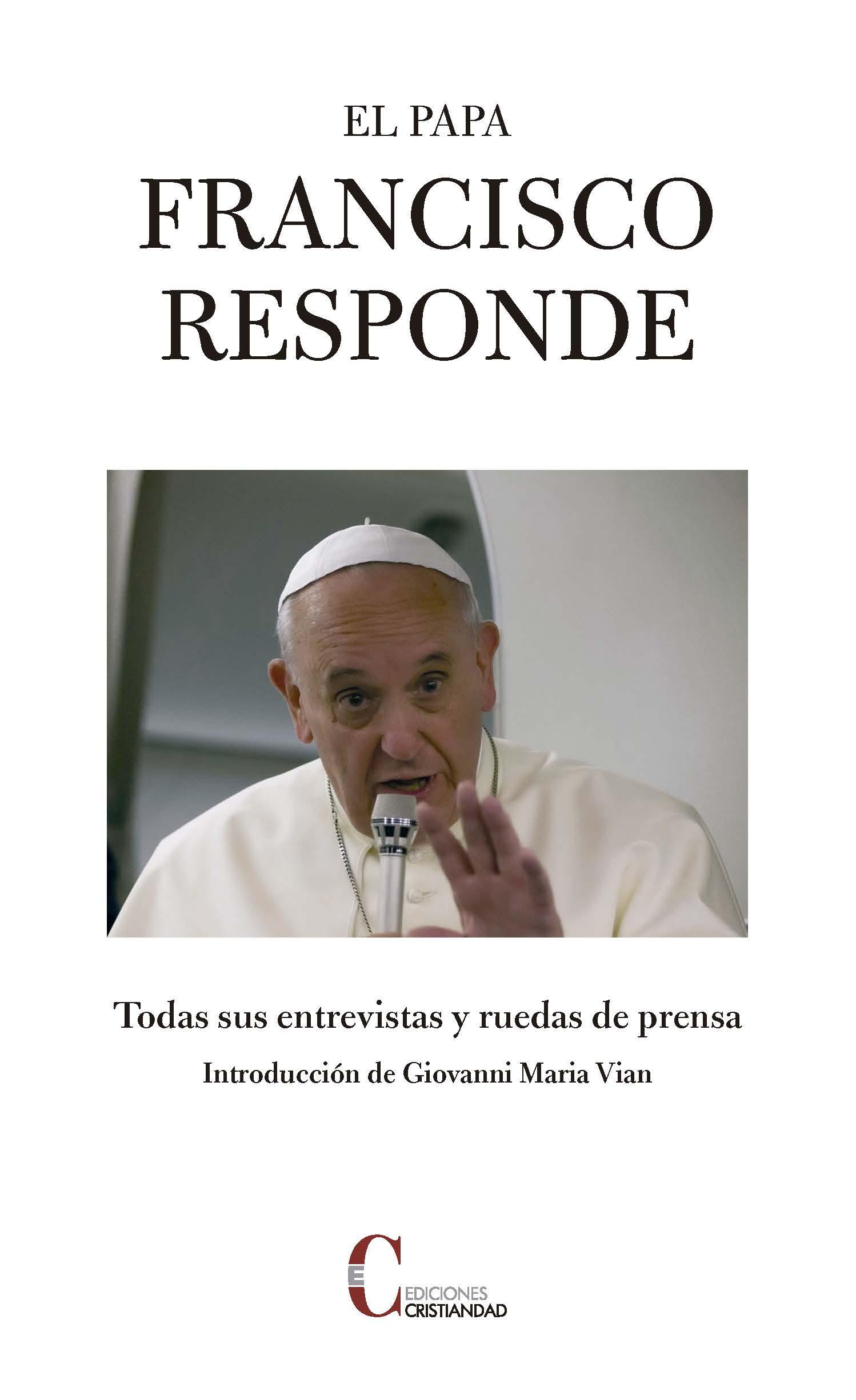 Cub El papa Francisco responde