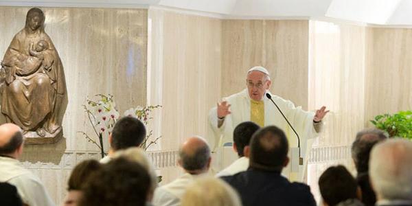 """El Papa: ¡Matar en nombre de Dios es satánico!"""""""