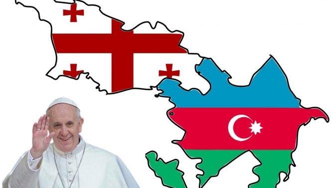 Programa del Viaje del Papa Francisco a Georgia y Azerbaiyán