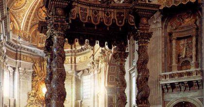 Se terminan los trabajos de restauración del gran Crucifijo de madera del siglo XIV en la Basílica de San Pedro