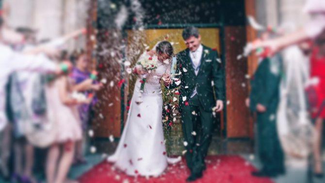 Banquetes demasiado caros y poca preparación al matrimonio