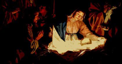 Una Navidad como la primera, lejos del dios dinero