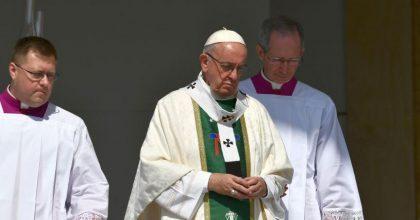 """Papa Francisco: """"¿Quieres paz? Trabaja por la paz"""""""
