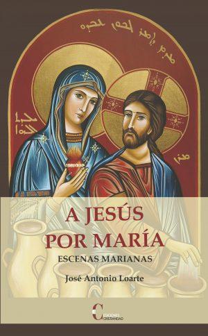 A Jesus por Maria PORTADA