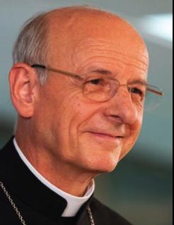 Monseñor Fernando Ocáriz Braña
